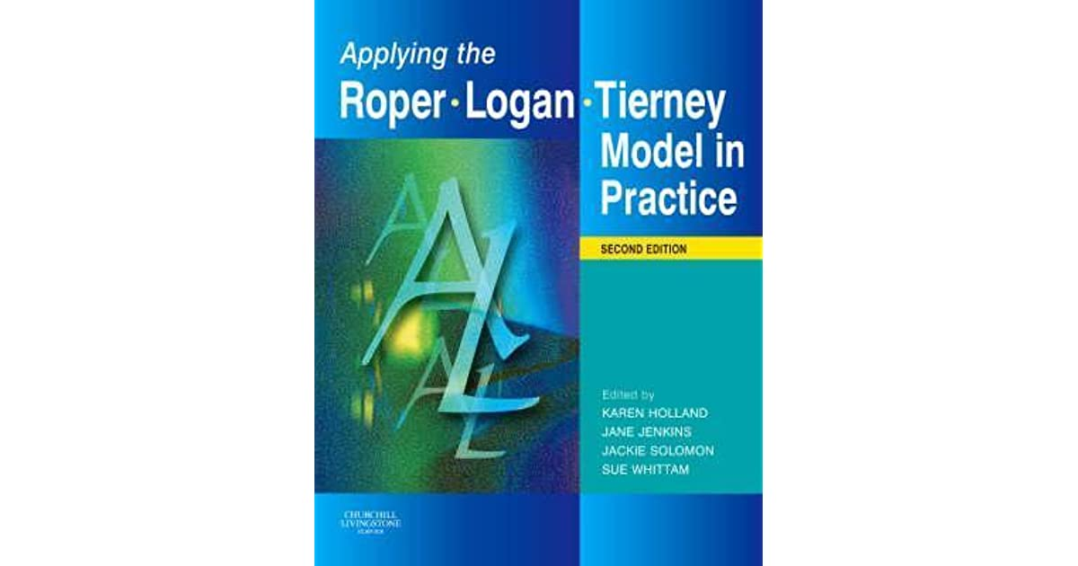 breathing roper logan tierney Read this essay on roper, logan & tierney come browse our large digital warehouse of free sample essays get the knowledge you need in order to pass your classes and more.