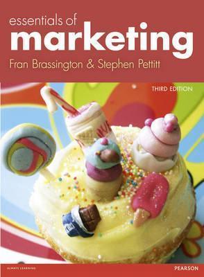 Essentials of Marketing - Frances Brassington