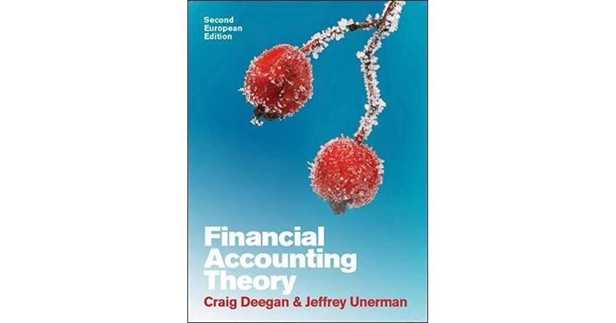 Download: Financial Accounting Theory And Analysis.pdf