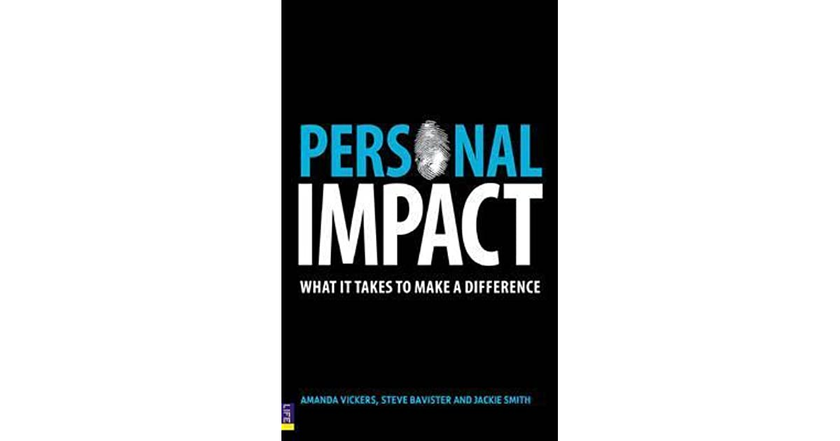 personal impact Training resources, exercises and articles on personal impact and personal development for trainers.