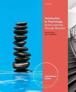 Introduction to Psychology: Active Learning Through Modules