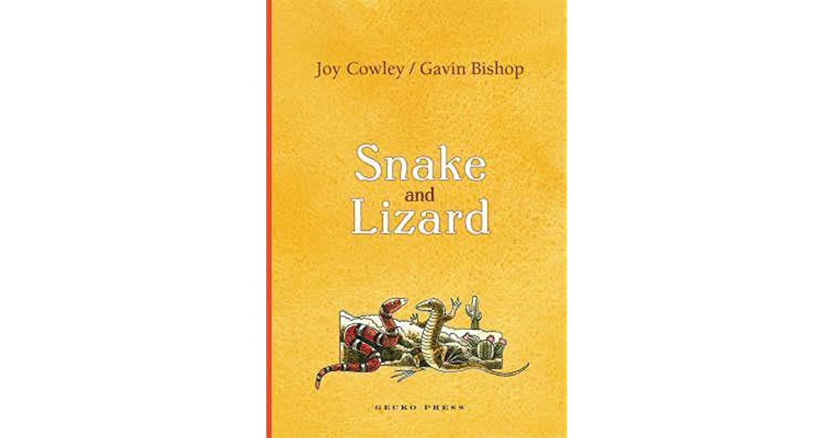 Snake and Lizard by Joy Cowley