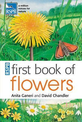 Anita Ganeri - First book of flowers