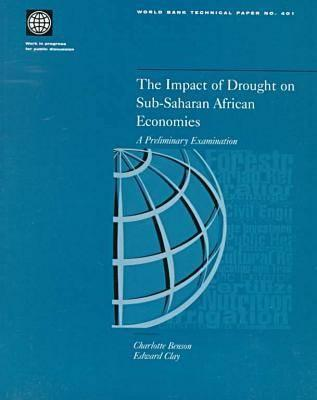 The Impact of Drought on Sub-Saharan African Economies: A Preliminary Examination