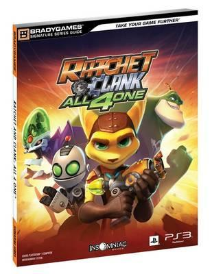 Ratchet Clank All 4 One Signature Series Guide By Off Base Productions