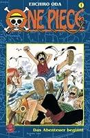 Das Abenteuer Beginnt (One Piece, #1)