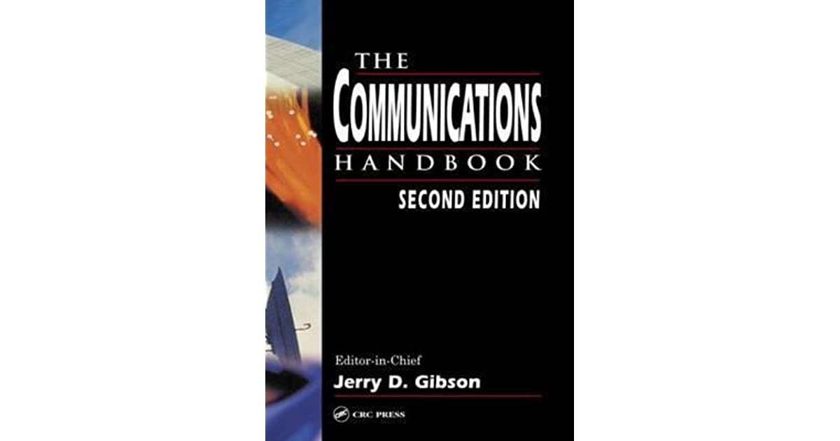 the communications h andbook gibson jerry d