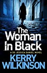 The Woman in Black (Jessica Daniel, #3) by Kerry Wilkinson audiobook