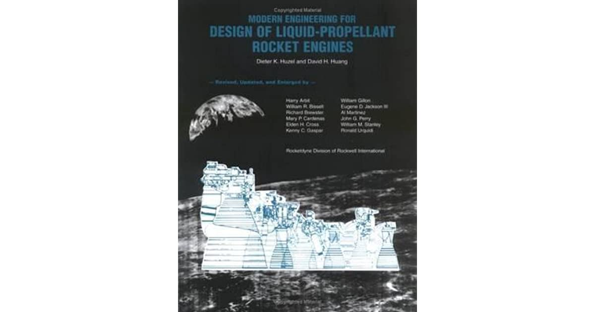 Modern Engineering for Design of Liquid Propellant Rocket ...