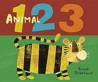 Animal 123. Britta Teckentrup