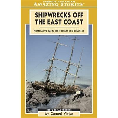 Shipwrecks Off the East Coast: Harrowing Tales of Rescue and