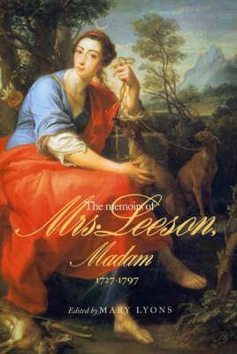The Memoirs Of Mrs. Leeson, Madam  pdf