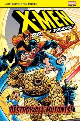 X-Men by John Byrne