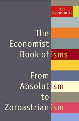 Book of Isms The Economist by John Andrews