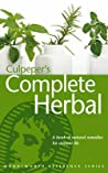 Culpeper's Complete Herbal by Nicholas Culpeper