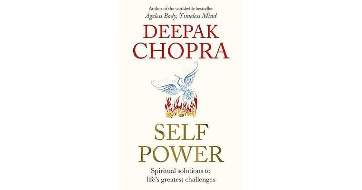 Deepak chopra books pdf