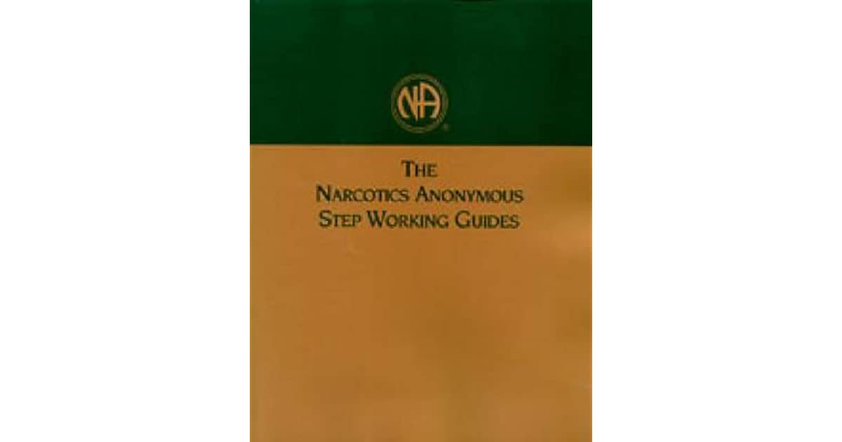 picture about Na Step Working Guide Printable referred to as The Narcotics Nameless Action Performing Textbooks via Narcotics