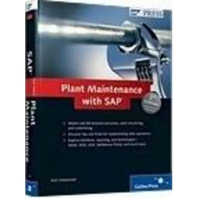 plant maintenance with sap by karl liebstuckel rh goodreads com plant maintenance with sap practical guide pdf plant maintenance with sap — practical guide (3rd edition) free download