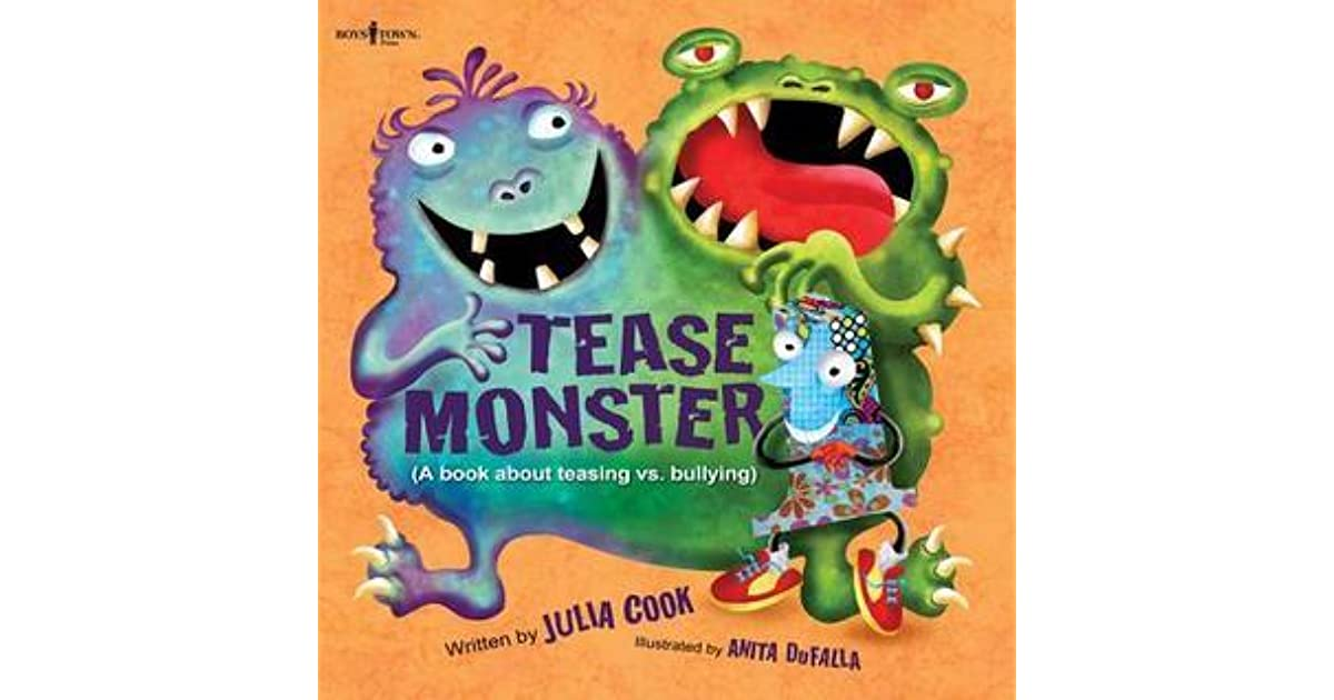 A Book about Teasing