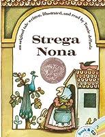 Strega Nona: Book  CD