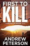 First to Kill (Nathan McBride, #1)