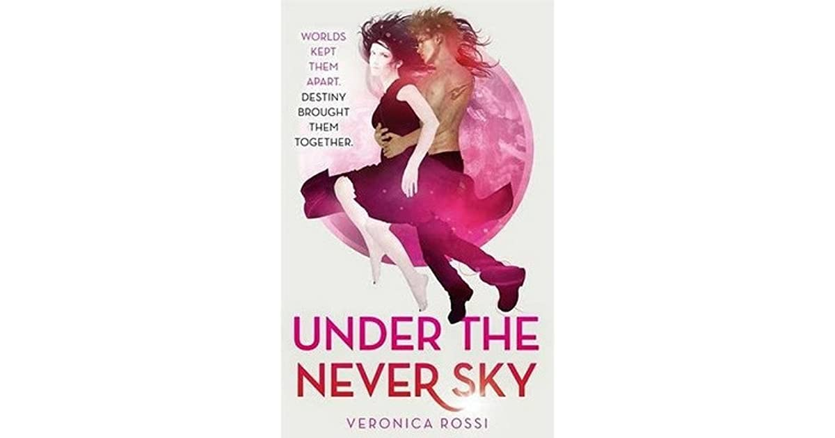 5 Top Reviewed Brainy Books For Holiday >> Under The Never Sky Under The Never Sky 1 By Veronica Rossi