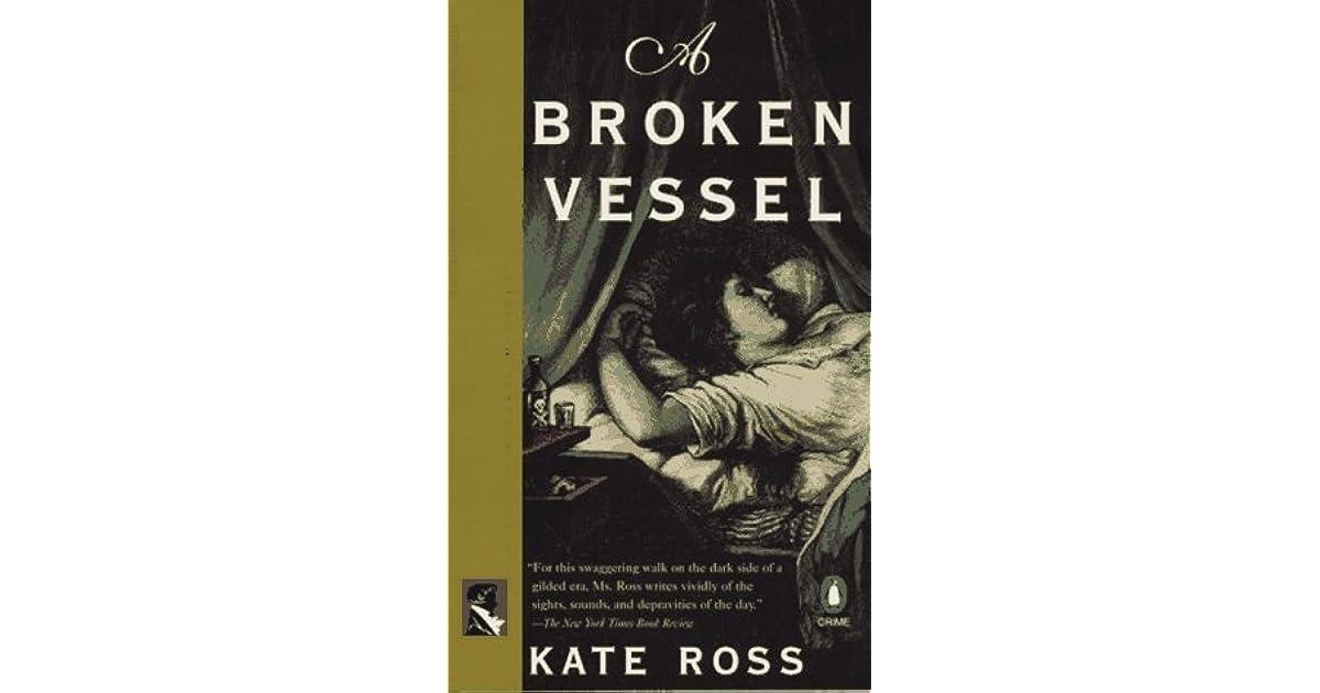 A Broken Vessel: Julian Kestral #2 (Julian Kestrel)