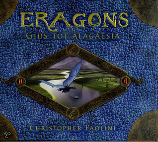 Image result for eragon's guide to alagaesia book cover