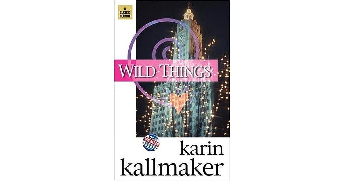 Wild things lesbian kiss — 4