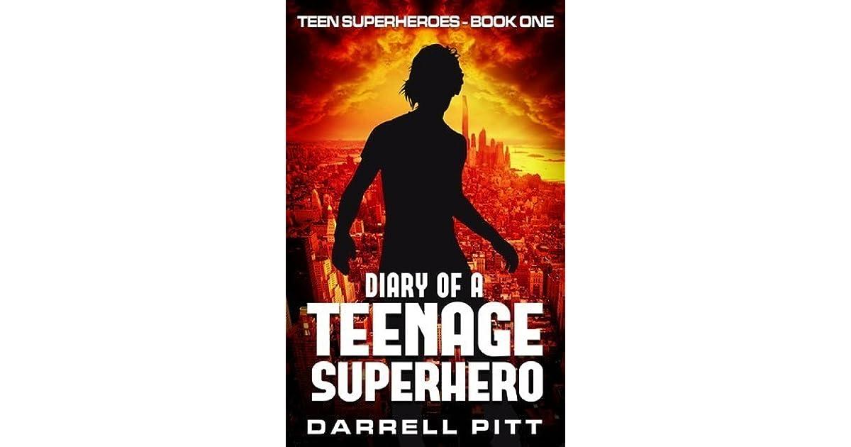 Diary Of A Teenage Superhero af Darrell Pitt-7671