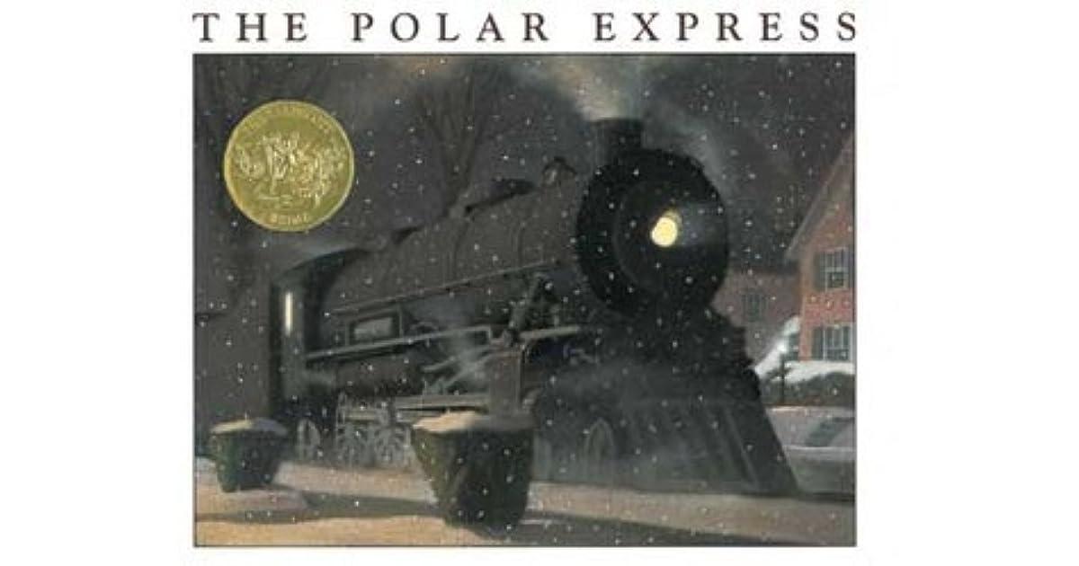 The Polar Express by Chris Van Allsburg db8b20f4b