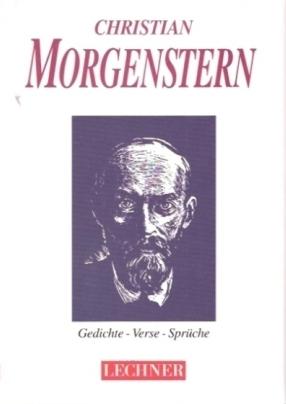 Gedichte Verse Sprüche By Christian Morgenstern