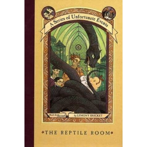 lemony snicket the reptile room pdf