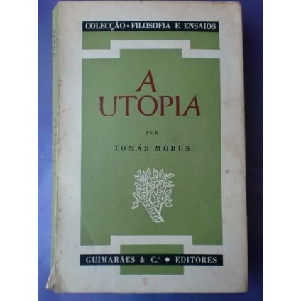Utopia essay book report