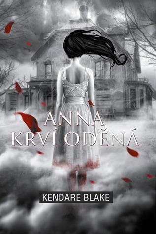 Anna krví oděná (Anna, #1)