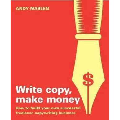 write copy make money by andy maslen