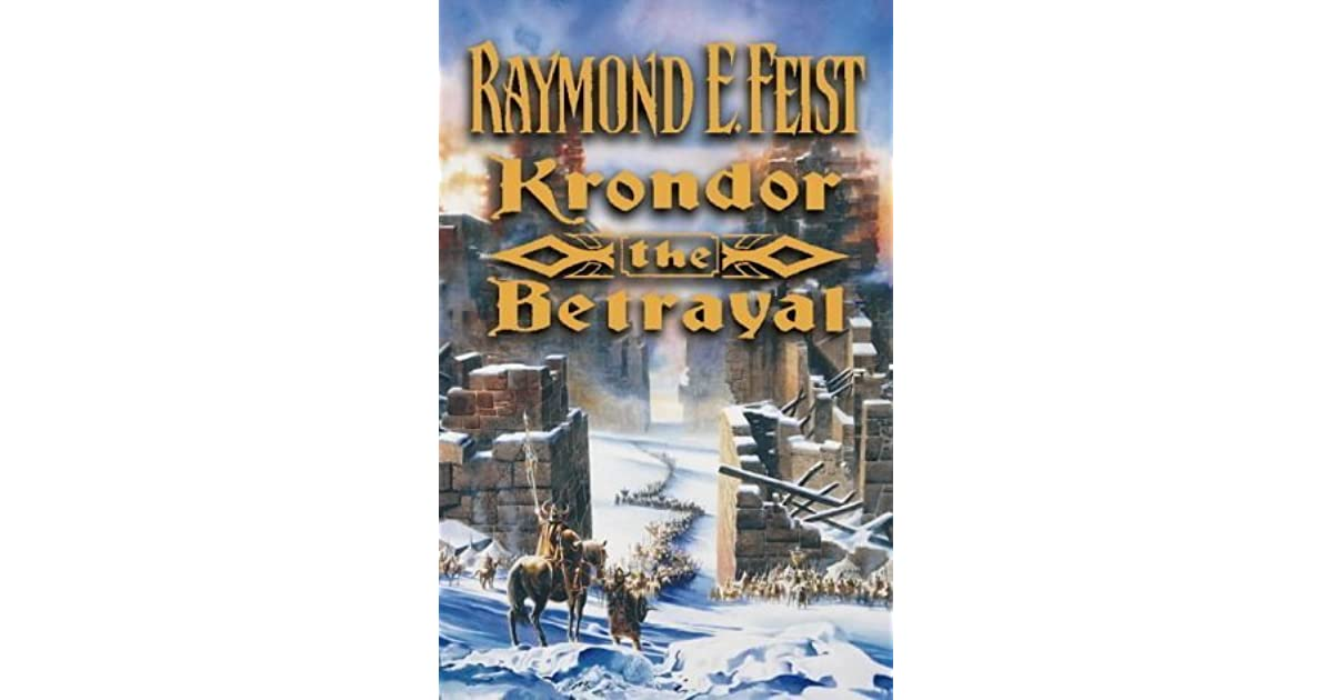 Barbara S Review Of Krondor The Betrayal