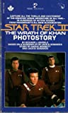 Star Trek II: The Wrath Of Khan: Photostory