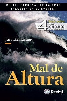 Mal de altura. La gran tragedia del Everest by Jon Krakauer