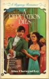 A Reputation Dies (Rutherford, #1)