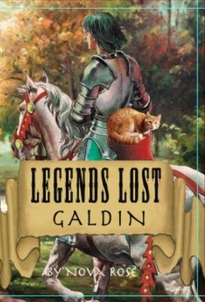 Galdin (Legends Lost, #3)