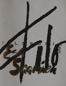 Filosofia by Esa Saarinen