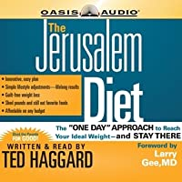 The Jerusalem Diet: The ',One Day', Approach to Reach Your Ideal Weight--and Stay There