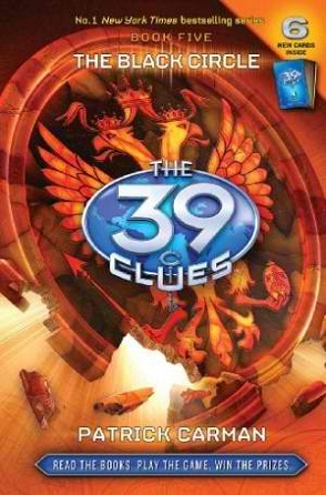 The Black Circle (The 39 Clues, #5)