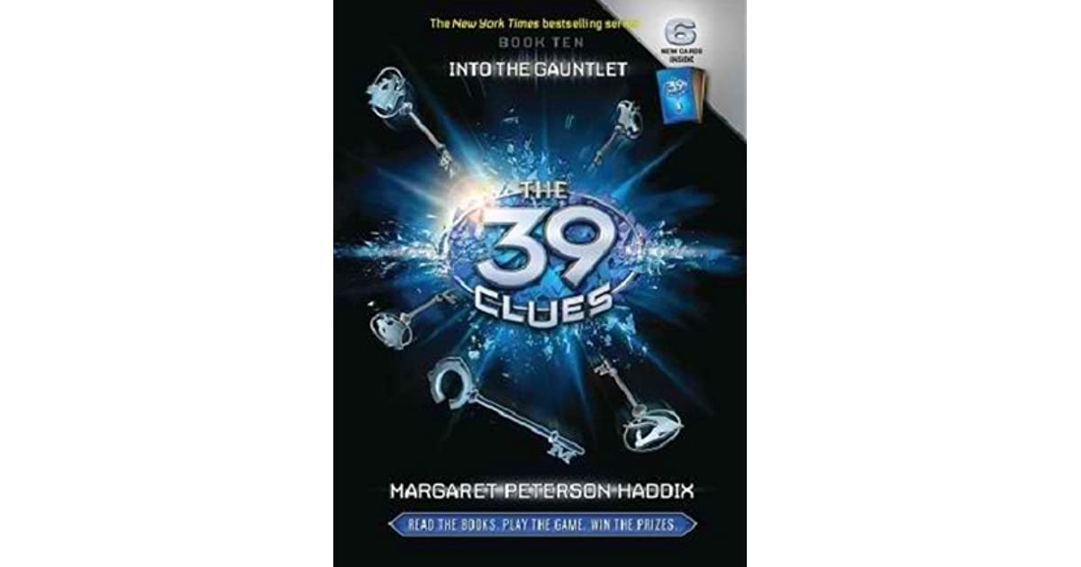 Ebook Into The Gauntlet The 39 Clues 10 By Margaret Peterson Haddix