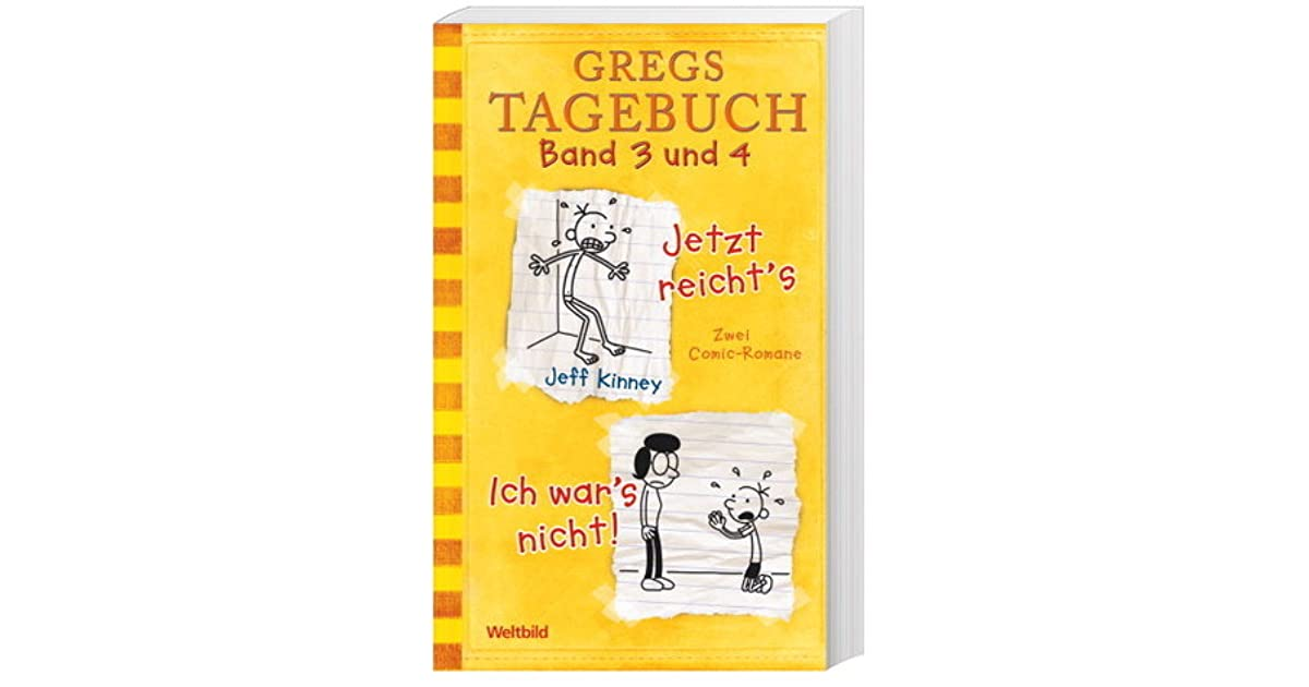 Jeff Kinney Gregs Tagebuch Ebook