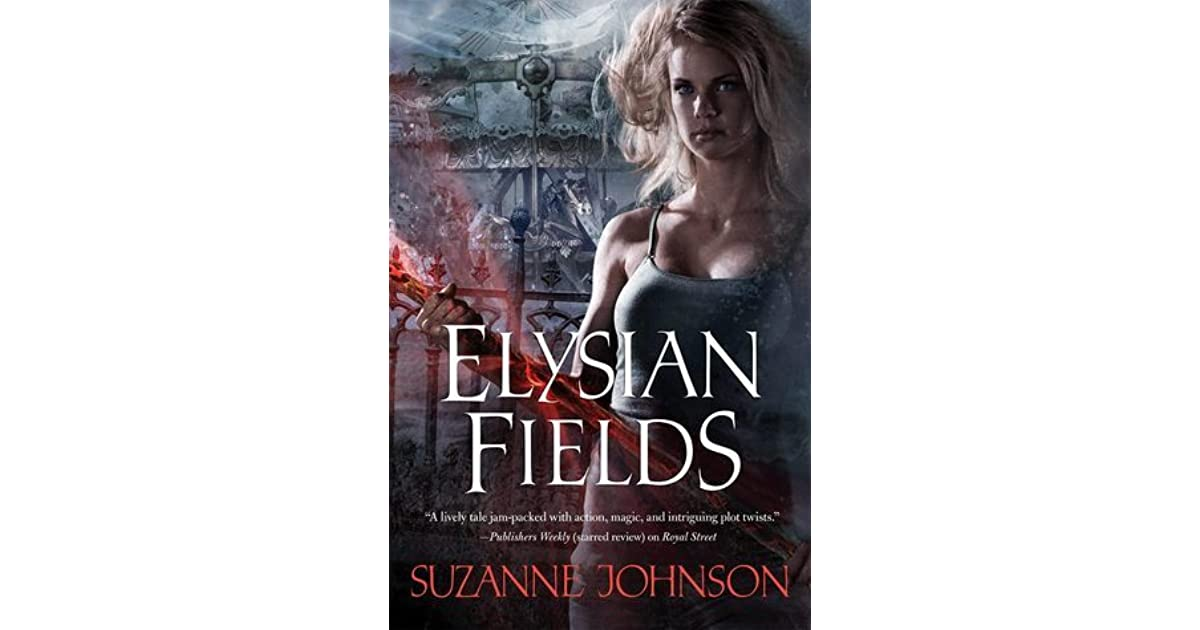 Elysian Fields (Sentinels of New Orleans 3)
