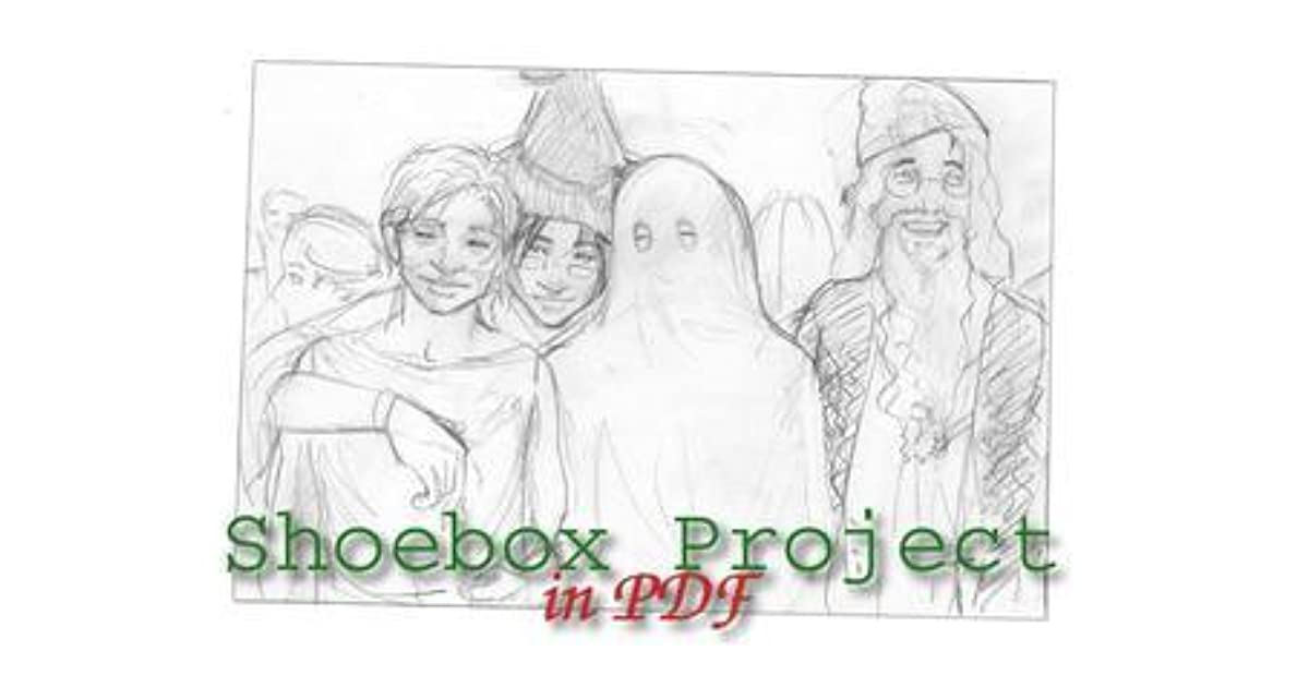The Shoebox Project by Jaida Jones