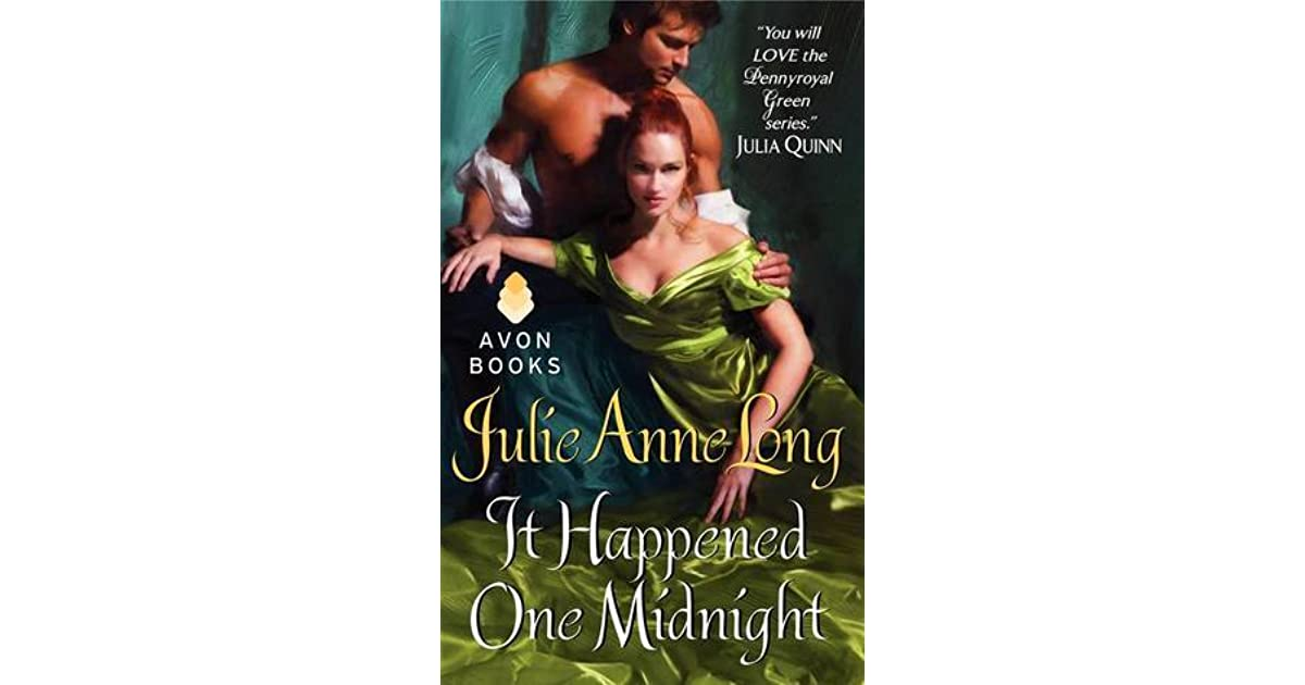 It Happened One Midnight By Julie Anne Long