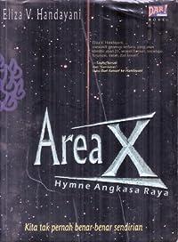 Area X: Hymne Angkasa Raya